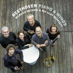 Piano & Winds - Becker,Markus/Ma'Alot Quintett