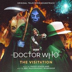 Doctor Who-The Visitatation - Ost-Original Soundtrack Tv