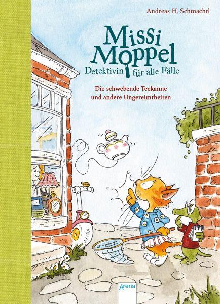 Buch-Reihe Missi Moppel - Detektivin für alle Fälle