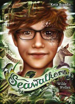Wilde Wellen / Seawalkers Bd.3 - Brandis, Katja
