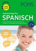 PONS Audiotraining Plus Spanisch, Audio-CD