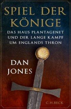 Spiel der Könige - Jones, Dan
