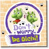 """Die Olchis Magnet """"Be Olchi"""""""