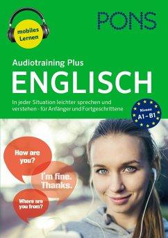 PONS Audiotraining Plus Englisch, Audio-CD