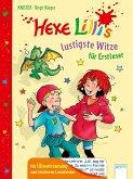 Hexe Lillis lustigste Witze für Erstleser