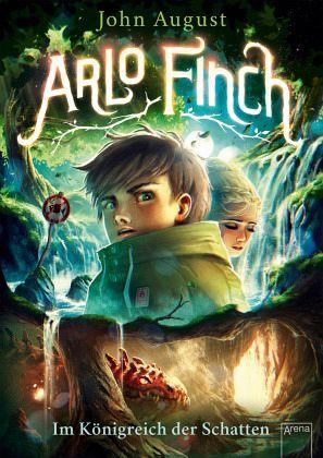 Buch-Reihe Arlo Finch