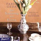 Ein Sonntag mit Elena, 4 Audio-CD