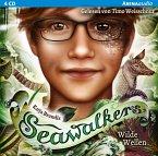 Wilde Wellen / Seawalkers Bd.3 (4 Audio-CDs)
