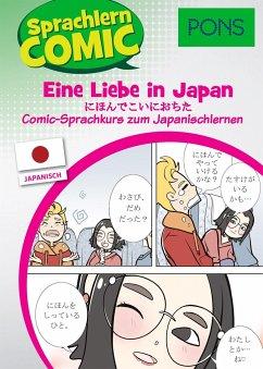 PONS Sprachlern-Comic Japanisch - Eine Liebe in Japan - Ebi, Martina;Kato, Yumiko