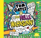 Der helle Wahnsinn! / Tom Gates Bd.11 (Audio-CD)