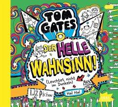 Der helle Wahnsinn! / Tom Gates Bd.11 (Audio-CD) - Pichon, Liz