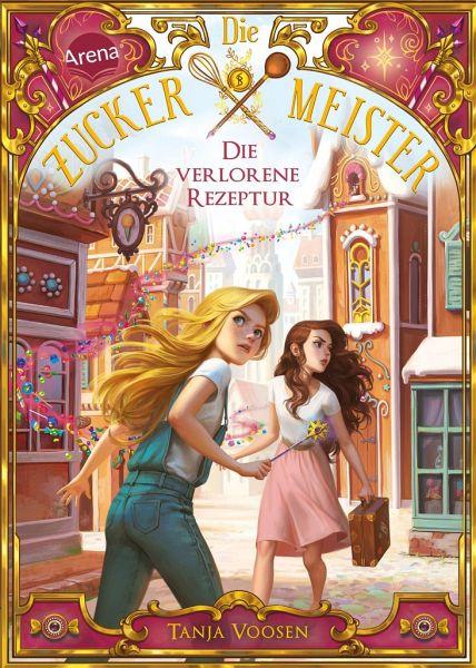 Buch-Reihe Die Zuckermeister