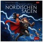 Die große Hörbuchbox der Nordischen Sagen, 8 Audio-CD