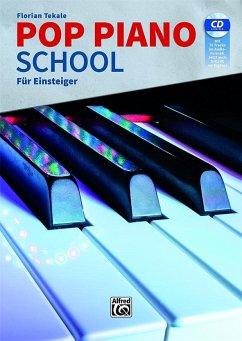 Pop Piano School, m. 1 Audio-CD - Tekale, Florian
