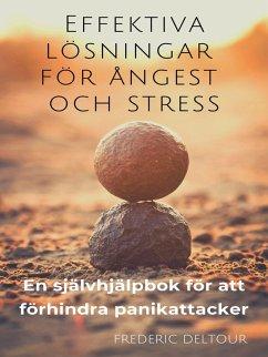 Effektiva lösningar för ångest och stress (eBook, ePUB)