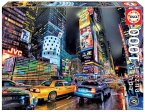 Carletto 9215525 - Educa, Times Square, New York, Puzzle, 1000 Teile