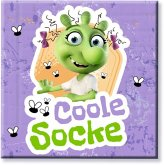 "Die Olchis Magnet ""Coole Socke"""