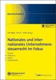 Internationales Unternehmens- und Grunderwerbsteuerrecht im Fokus