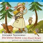Die kleine Dame in den Blauen Bergen / Die kleine Dame Bd.5 (3 Audio-CDs)