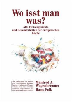 Wo isst man was? (eBook, ePUB)