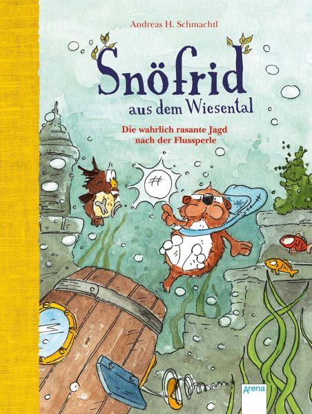 Buch-Reihe Snöfrid aus dem Wiesental - Erstleser