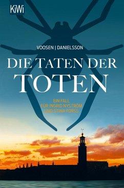 Die Taten der Toten / Ingrid Nyström & Stina Forss Bd.8 - Voosen, Roman; Danielsson, Kerstin Signe