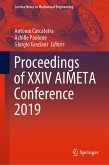 Proceedings of XXIV AIMETA Conference 2019 (eBook, PDF)