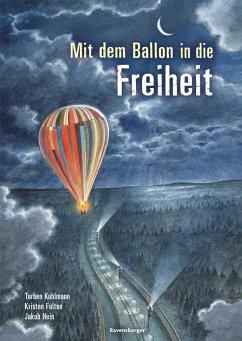 Mit dem Ballon in die Freiheit (Mängelexemplar) - Fulton, Kristen