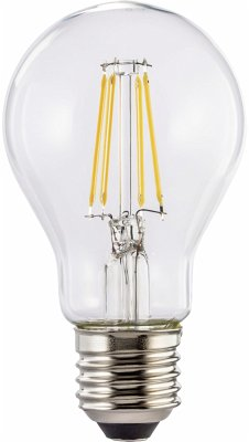 Hama WiFi LED-Filament E27 7Watt Warmweiß dimmbar