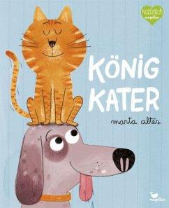 König Kater (Restauflage) - Altés, Marta