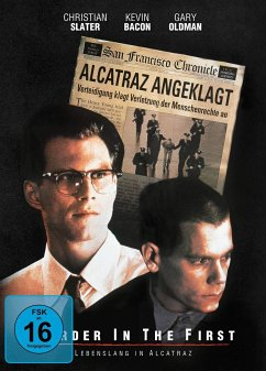 Murder in the First - Lebenslang in Alcatraz Mediabook