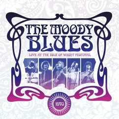 Live At The Isle Of Wight Festival 1970 (2lp) - Moody Blues,The