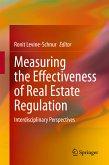 Measuring the Effectiveness of Real Estate Regulation (eBook, PDF)