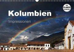 Kolumbien Impressionen (Wandkalender 2021 DIN A3 quer)