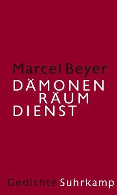 Dämonenräumdienst - Beyer, Marcel