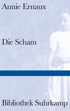 Die Scham - Ernaux, Annie