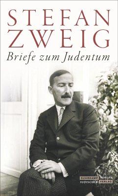 Briefe zum Judentum - Zweig, Stefan