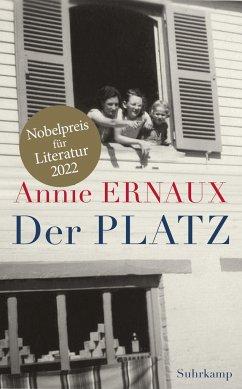 Der Platz - Ernaux, Annie