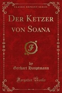 Der Ketzer von Soana (eBook, PDF)