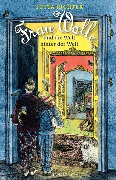 Buch-Reihe Frau Wolle