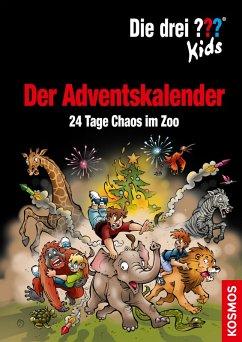 Die drei ??? Kids, Der Adventskalender (drei Fragezeichen Kids) (eBook, PDF) - Blanck, Ulf