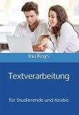 Textverarbeitung für Studierende und Azubis