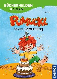 Pumuckl, Bücherhelden 1. Klasse, Pumuckl feiert Geburtstag (eBook, PDF) - Kaut, Ellis; Leistenschneider, Uli