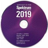 Spektrum der Wissenschaft CD-ROM 2019, CD-ROM