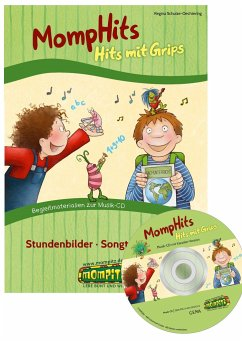 MompHits - Hits mit Grips: Komplettpaket, Audio-CD - Schulze-Oechtering, Regina