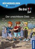 Die drei ??? Kids, Bücherhelden 2. Klasse, Der unsichtbare Dieb (drei Fragezeichen Kids) (eBook, PDF)