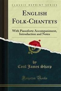English Folk-Chanteys (eBook, PDF)
