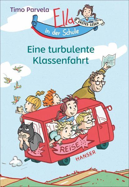 Buch-Reihe Ella in der Schule