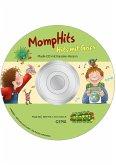 MompHits - Hits mit Grips. Musik-CD mit Karaoke-Version, Audio-CD