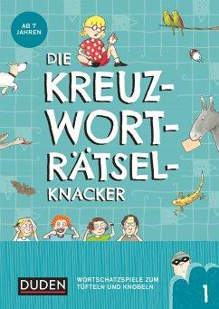 Die Kreuzworträtselknacker - ab 7 Jahren (Band 1) (eBook, PDF) - Eck, Janine; Offermann, Kristina